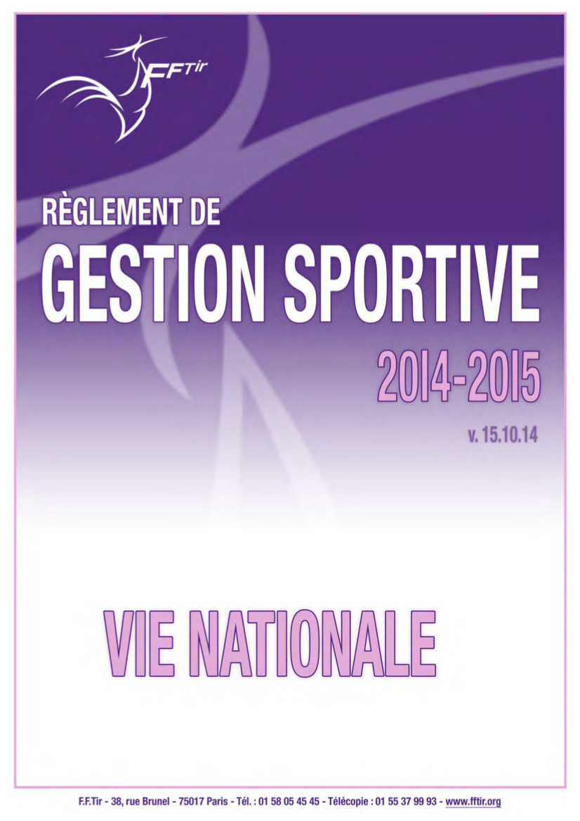 GS Nationale 2014-2015